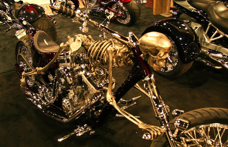 skull chopper