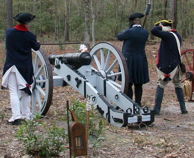 canon firing 2