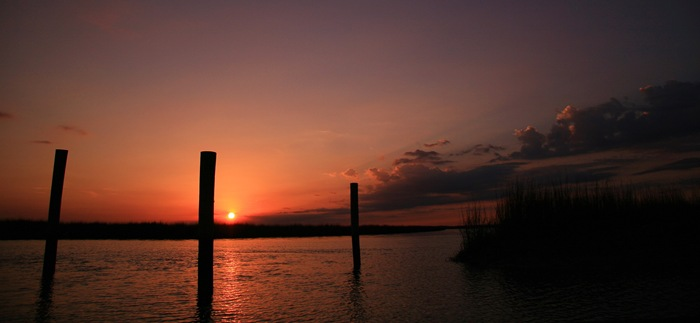 Marsh sunset 2
