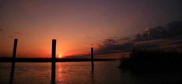 Marsh sunset 2