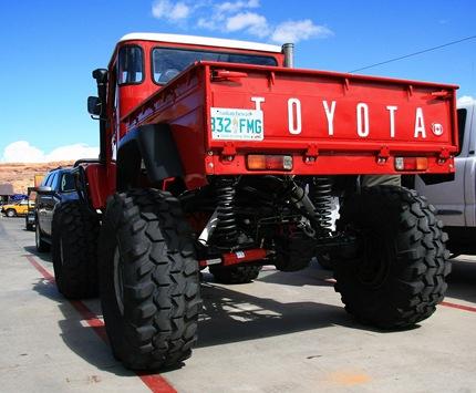 Toyota 4x4 2
