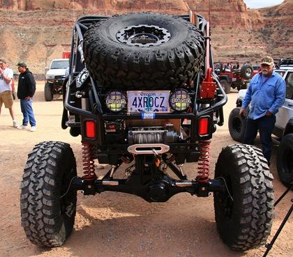 Bronco rear