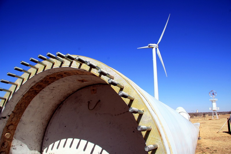 turbine windmill wing
