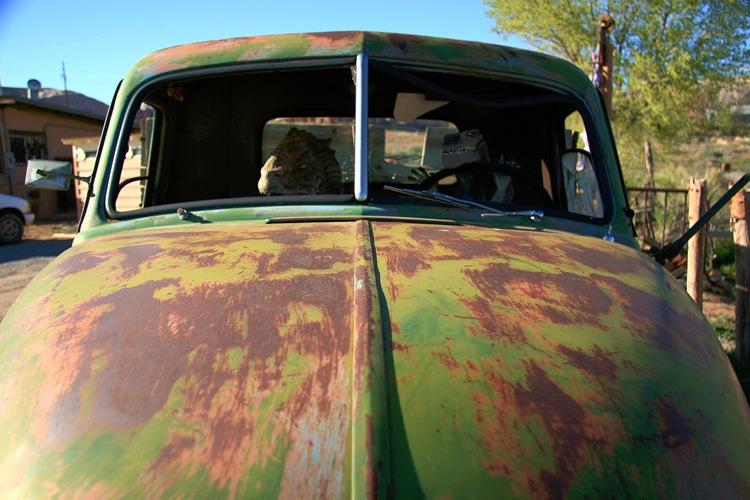 Green truck 2