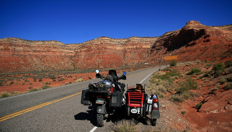 start of Mokey Dugway
