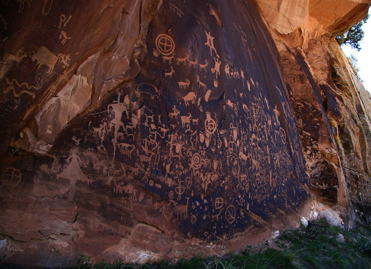 Newspaper Rock 2 G