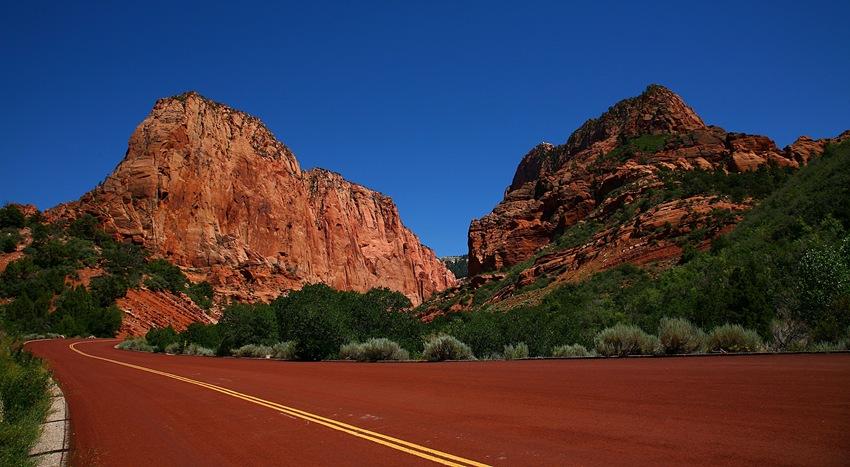 Kolob Canyon c