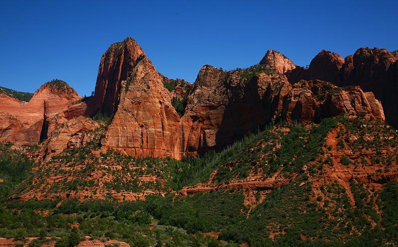 Kolob Canyon i