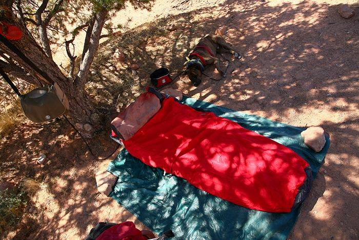 campsite b