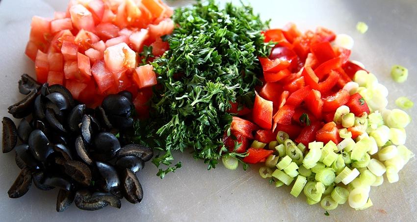 rice salad c