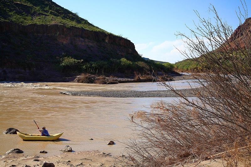 kayaker a
