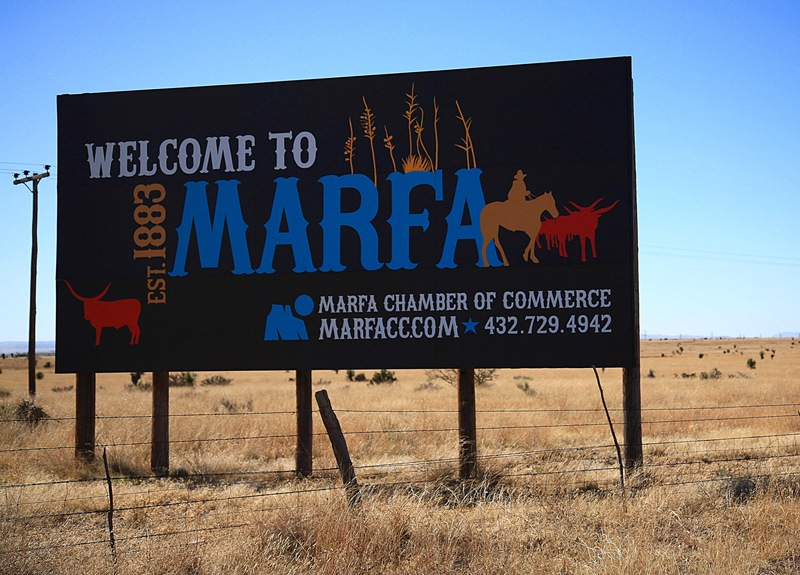 marfa sign a