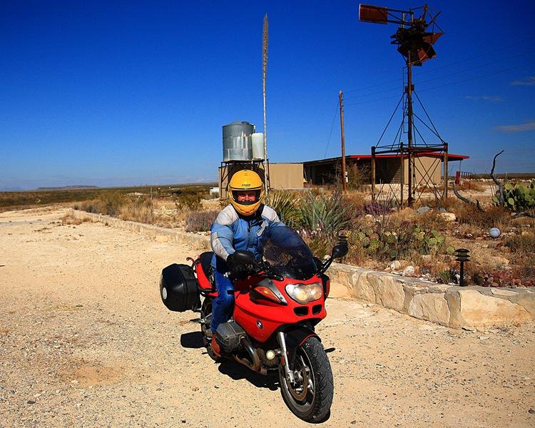 Rob riding
