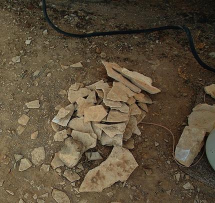 rock pile a