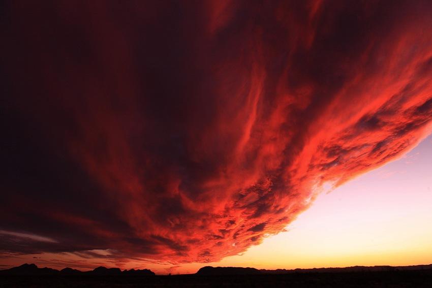 R sunset a