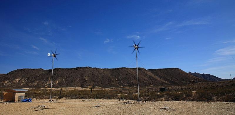 wind turbines a