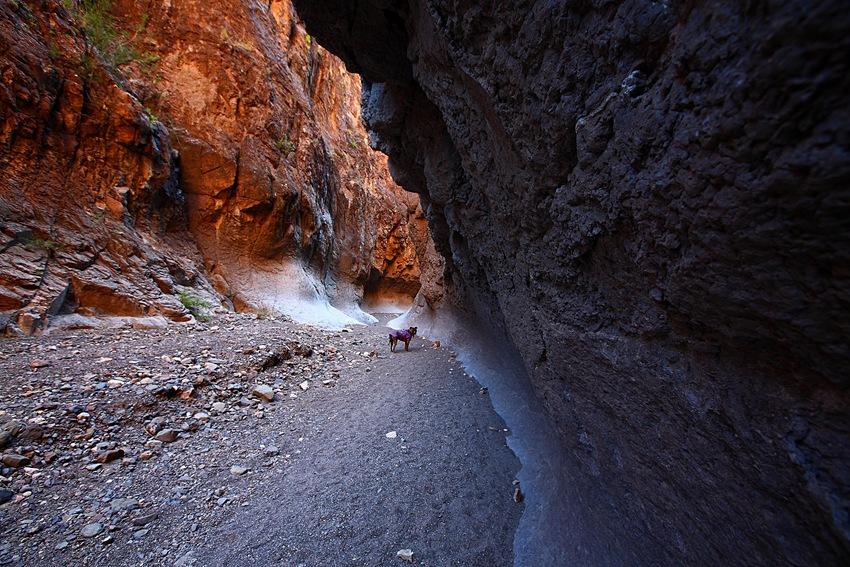 canyon a