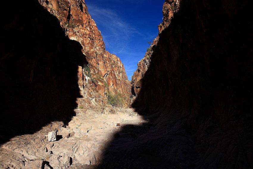 canyon l