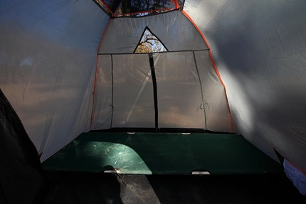 tent b