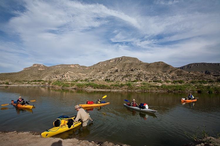 kayaks b