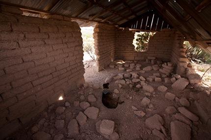 old shack e