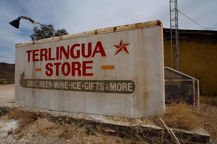 Terlingua store a
