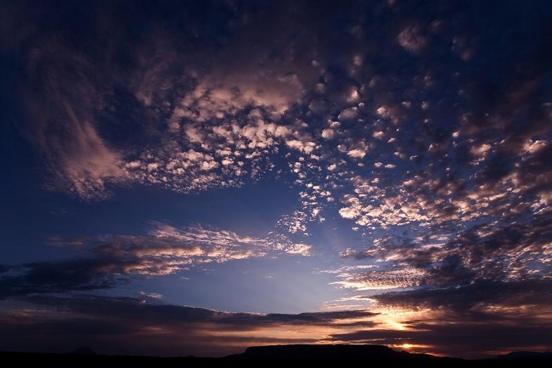 sunset a
