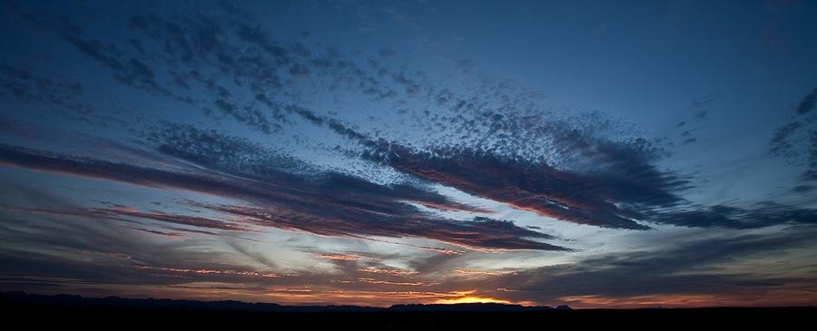 sunset e