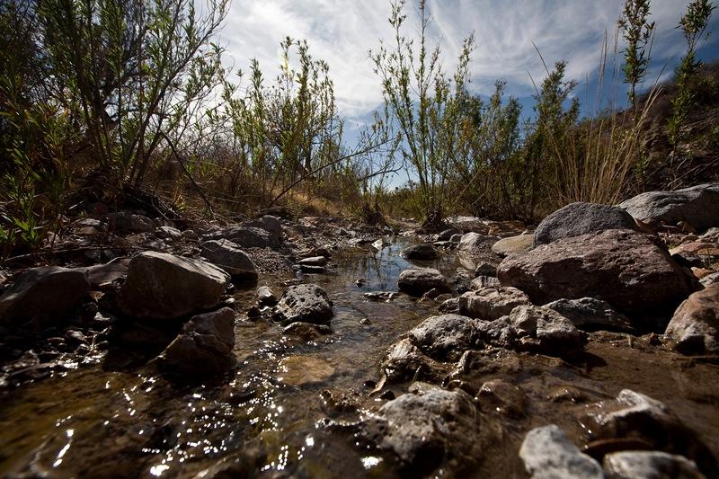 creek a