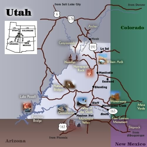 The Oasis Of My Soul » Blog Archive » Valley of the Gods… Utah