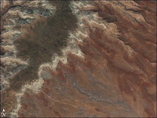 NASA Valley of the Gods