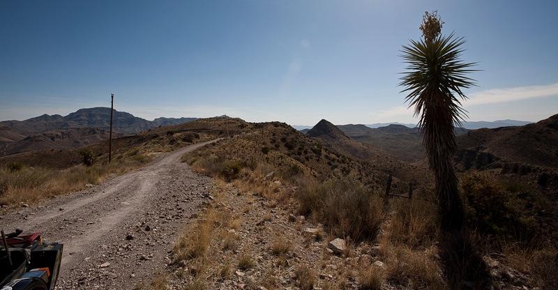 Pinto Canyon a