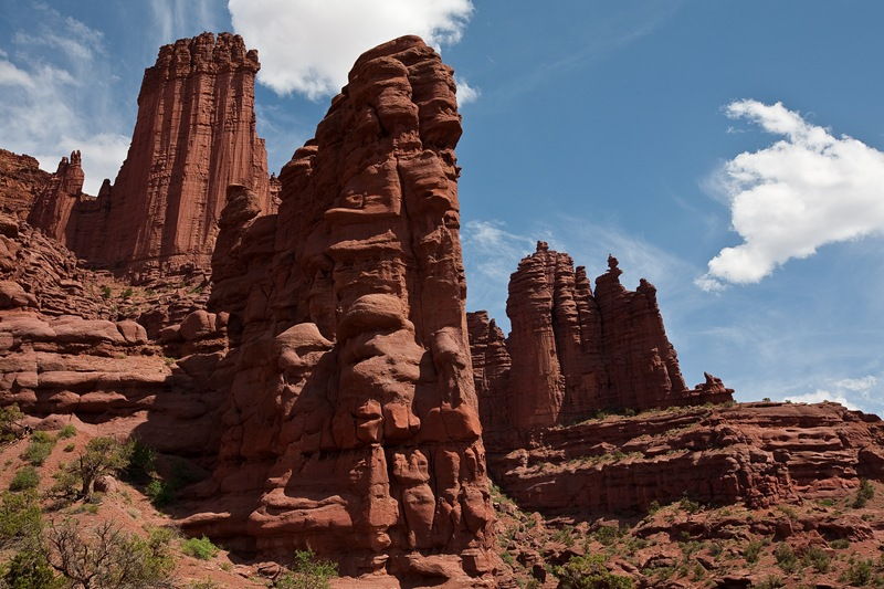 Fisher Towers r