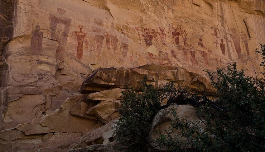 Petroglyphs a