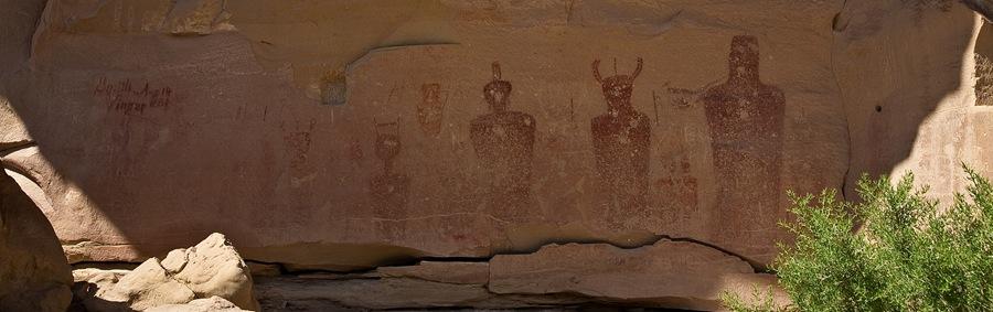 Petroglyphs b
