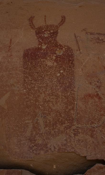 Petroglyphs c