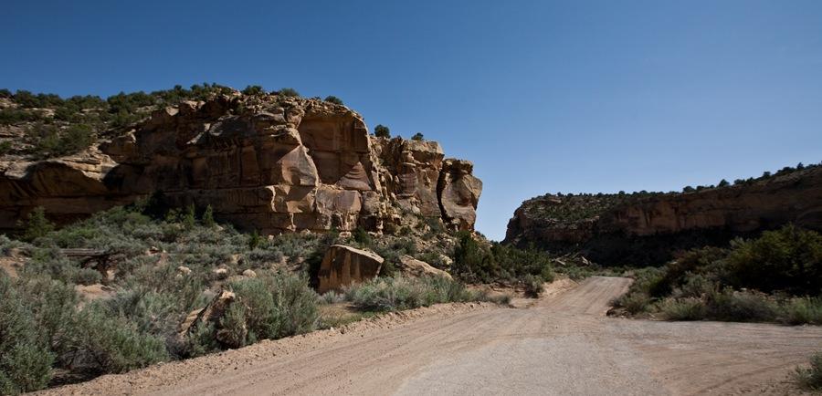 Sego Canyon d
