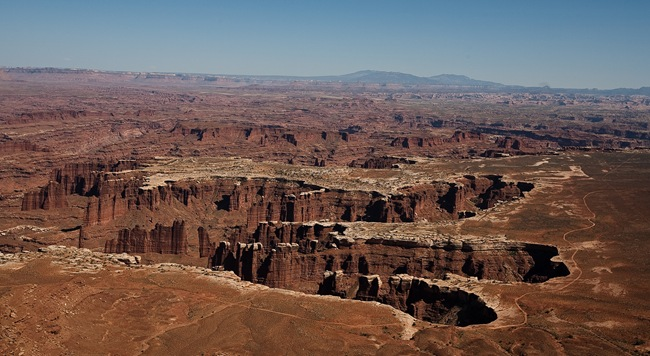 white rim trail b