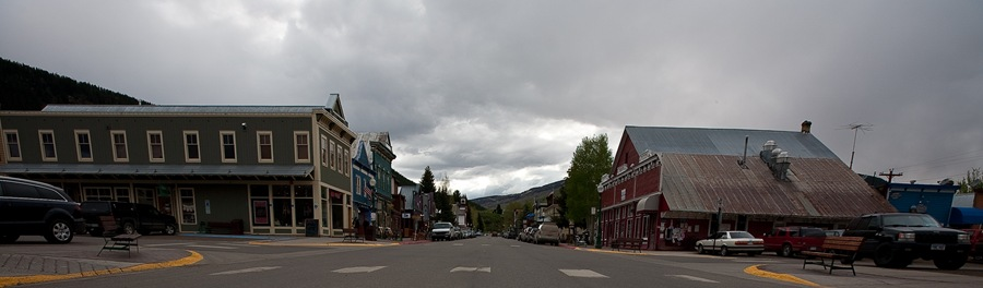 Downtown Creste Butte