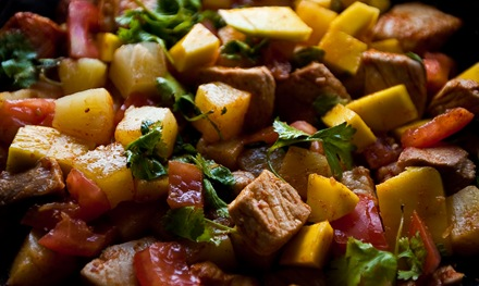 Pork and Mango