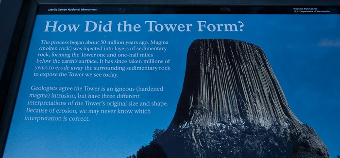 The Oasis Of My Soul » Blog Archive » Devil's Tower, Badlands and ...