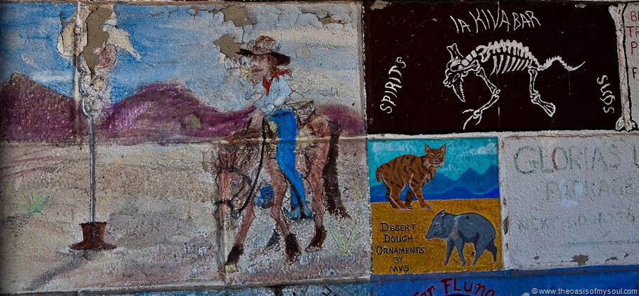 Stude Butte Mural