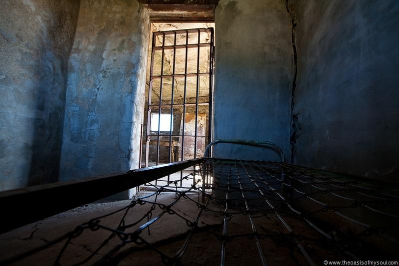 Scenic Jail
