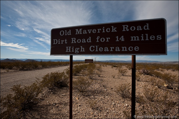 Old Maverick Rd
