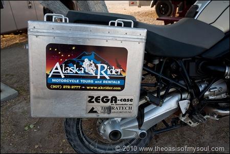 Alaska Rider