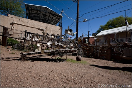 Bisbee, dog Park
