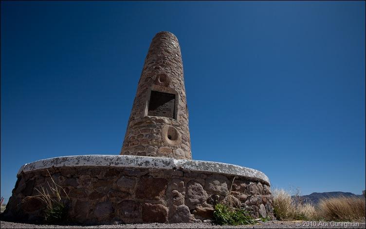 Geronimo Memorial