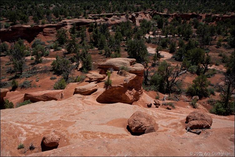 Canyon on Ute Land