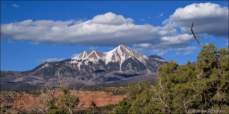 La Sal Mountain