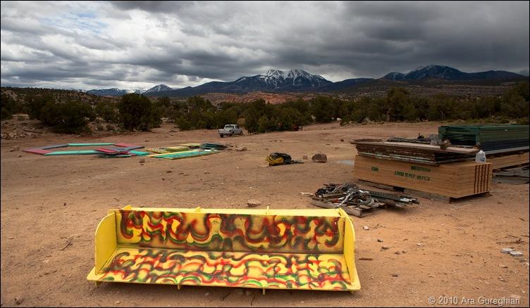 Desert Rocks Music Festival site